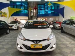 Título do anúncio: Hyundai HB20S  1.6 Premium FLEX MANUAL