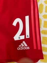 Short adidas Real Madrid versão jogador