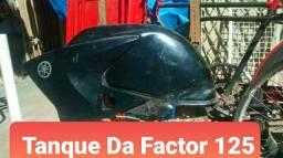 Tanque Da Factor 125