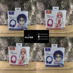 Fone de ouvido infantil (entrega grátis)