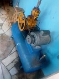 compressor de ar conservado