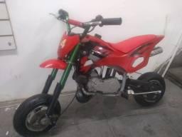Mini moto mortad