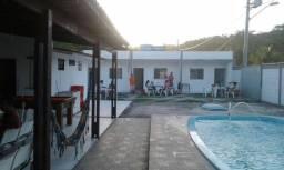 Título do anúncio: Casa com 3 suítes , 200m² construídos e a 100 mts da praia por R$ 400.000 - Santa Cruz Cab