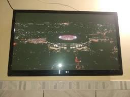 Título do anúncio: TV LG 42 polegada toda linda toda nova funcionando perfeitamente