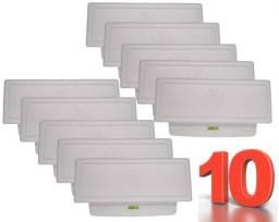 Título do anúncio: Kit C/ 10 caixas de Espera (passagem) Split - Ar condicionado SKU 1572