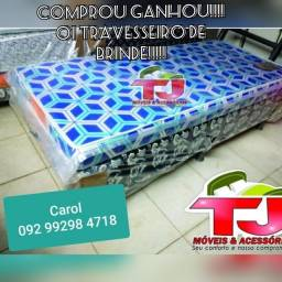 Cama Conjunto Solteiro Classic D20_&_&_&_