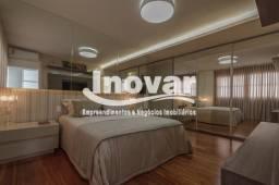 Título do anúncio: Apartamento à venda, 4 quartos, 2 suítes, 3 vagas, Sion - Belo Horizonte/MG
