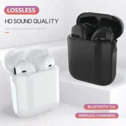Título do anúncio: Fone de ouvido i12 TWS Touch - Sem fio