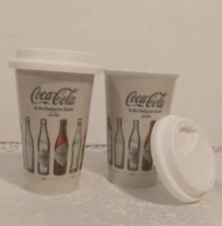 Copos Coca Cola Retrô Home Collection