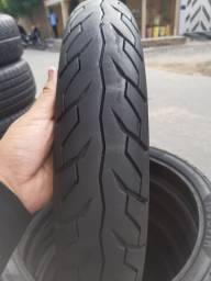 - pneu para moto seminovo 100/80 17 marca Levorin