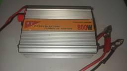 Inversor 12V para 220V - 800W
