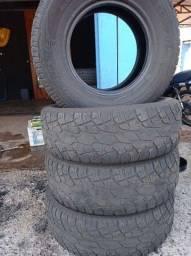 Jogo de pneu de camionete