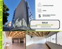 Título do anúncio: Sala à venda, 50 m² e 01 vaga - Santa Efigênia - Belo Horizonte/MG