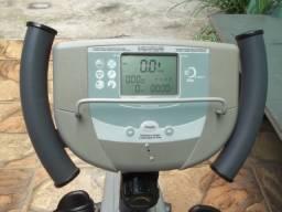 Bicicleta Ergométrica Magnetic Horizontal Caloi Elite - Novíssima