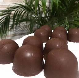 Trufas chocolate para encomenda