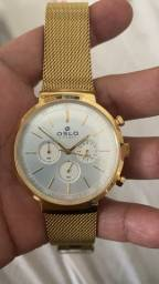 Título do anúncio: Relógio OSLO (praticamente zero)