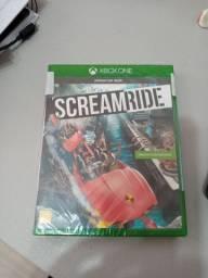Jogo Xbox one screamride NOVO