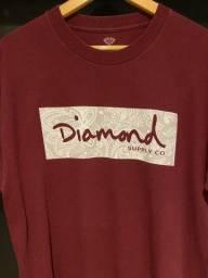 Camiseta Diamond Supply Co. (G)