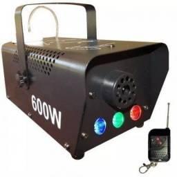 Maquina de fumaça 600w Luatek