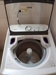 Vendo máquina de lavar Consul, 12 kg, cor branca, em perfeito estado