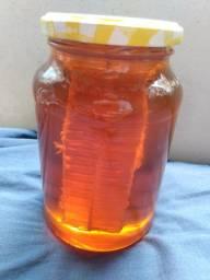 Já pensou nesse friozinho um leite morninho com um mel puro?