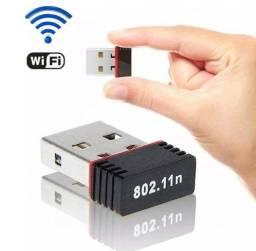 Mini Adaptador Wireless Wifi Usb 2.0 802.11n Bgn 950mbps