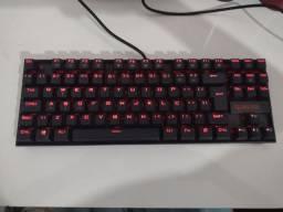 teclado mecânico redragon kumara