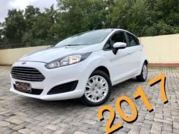 Fiesta SE 1.6-Completo-Ano 2017-Com 50mil km