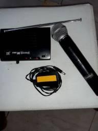 Microfones sem fio TSI