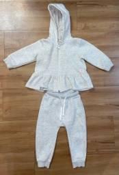 Conjunto de Abrigo Infantil Teddy Boom