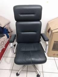 Cadeira escritório Lavoro (com brinde)