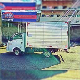 Mudança Frete caminhão Bau HR, Brasil inteiro.