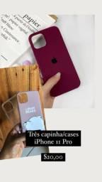 Cases/capinhas iPhone 11 Pro