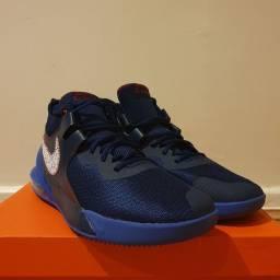 Tênis Nike Air Max Impact - Azul <br>(Tamanho: 42) NUNCA USADO