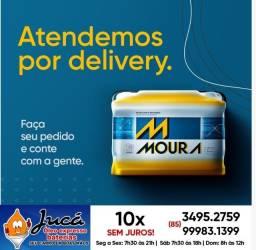Título do anúncio: Bateria Moura pro seu Ford KA com garantiaa !!