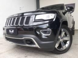 Jeep GCherokee 3.6 Limited 4X4 V6 24V 4P 2014/2014