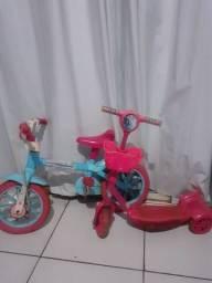 Bicicleta patinete