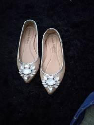 Vendo sapatos seminovos