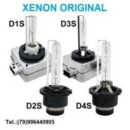 Lampada Xenon Original d1s,d2s,d3s,d4s,mais bataro só na Casa do Xenon!