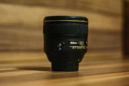 Lente Nikon Af-s 85mm F1.4G