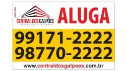 Galpão em Campinas de Pirajá - 6.000m²