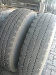Vendo 11 pneus 1100 aro 22