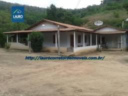 Linda fazenda com 295 hectares em Ladainha-MG