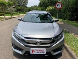 HONDA CIVIC 1.5 16V TURBO GASOLINA TOURING 4P CVT - 2018
