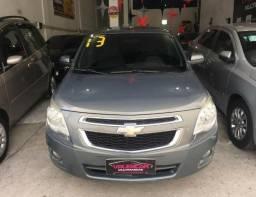 Chevrolet Cobalt LTZ 1.4 com GNV 1º Parcela Para 60 Dias. Parcela de 699 - 2013
