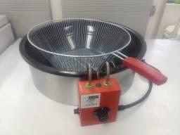 Fritadeira elétrica 10 litros - 399,00 a vista!