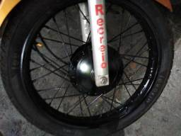 Troco por roda de liga da Titan 2009
