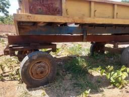 Carreta agrícola ( chassi + caçamba)
