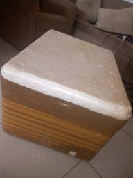 Caixa de isopor 120Lt