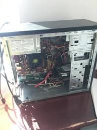 Cpu + 150,00 em uma de 4gb com placa de vídeo